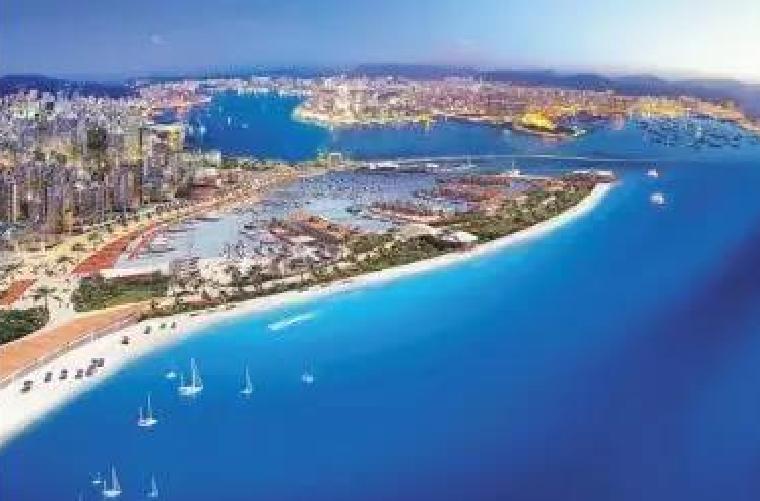 海南大量人口流入!2020-2030年是海南楼市的黄金十年!
